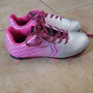 various colors 77da6 96330 Girls Size 10 Soccer Cleats